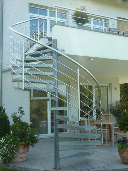 Aussentreppen Oberborsch Design