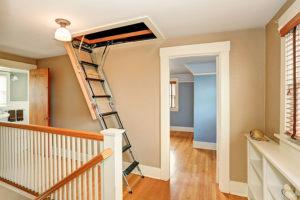Einschubtreppe Dachboden